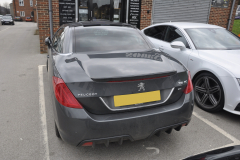 Peugeot 308cc DAB upgrade 002