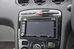 Peugeot 308cc DAB upgrade 004