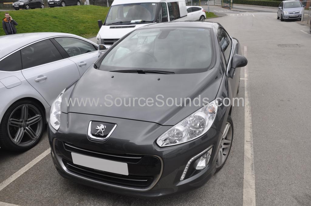 Peugeot 308cc 2012 navi upgrade 001