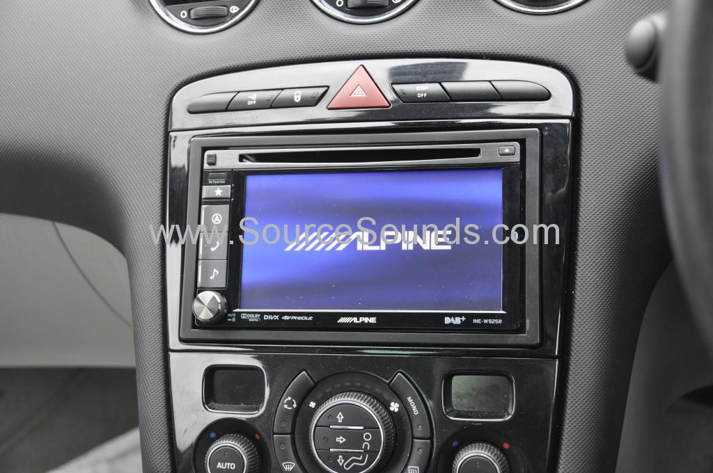 Peugeot 308cc 2012 navi upgrade 004