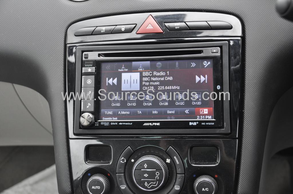 Peugeot 308cc 2012 navi upgrade 006