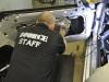 Porsche 911 997 2006 sound proofing upgrade 004