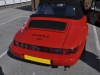 Porsche 911 Carrera 2 1992 stereo upgrade 003