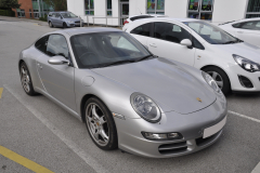 Porsche 997 2006 DAB upgrade 001