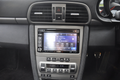 Porsche 997 2006 navigation upgrade 006