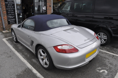 Porsche Boxster 2007 navigation upgrade 002