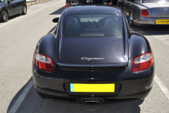 Porsche Cayman 2008 navigation upgrade 002
