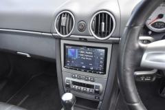 Porsche Cayman S 2007 DMX dab upgrade 007