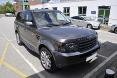 Range Rover Sport 2007 navigation upgrade 001