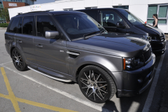 Range Rover Sport 2008 navigation upgrade 001