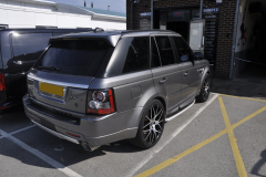 Range Rover Sport 2008 navigation upgrade 002