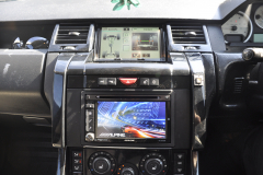 Range Rover Sport 2008 navigation upgrade 003