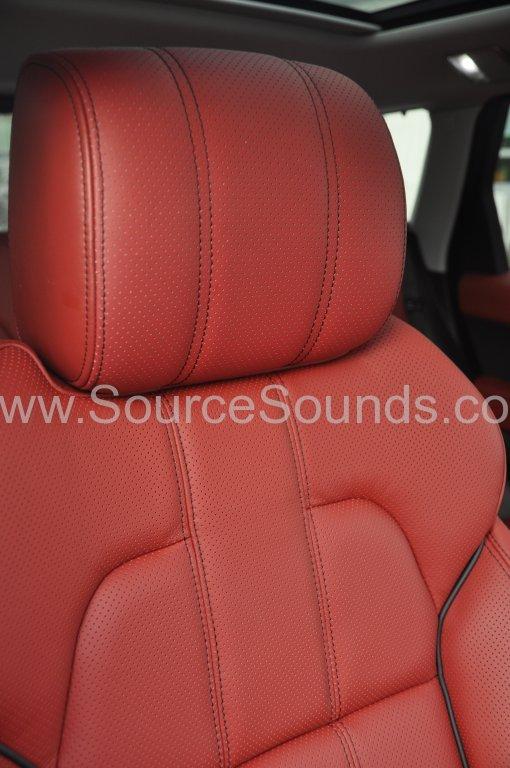 Range Rover Sport 2014 rosen headrest upgrade 004
