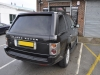 Range Rover Vogue 2002 screen upgrade 002
