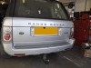 Range Rover Vogue 2007 reverse camera upgrade 003.JPG