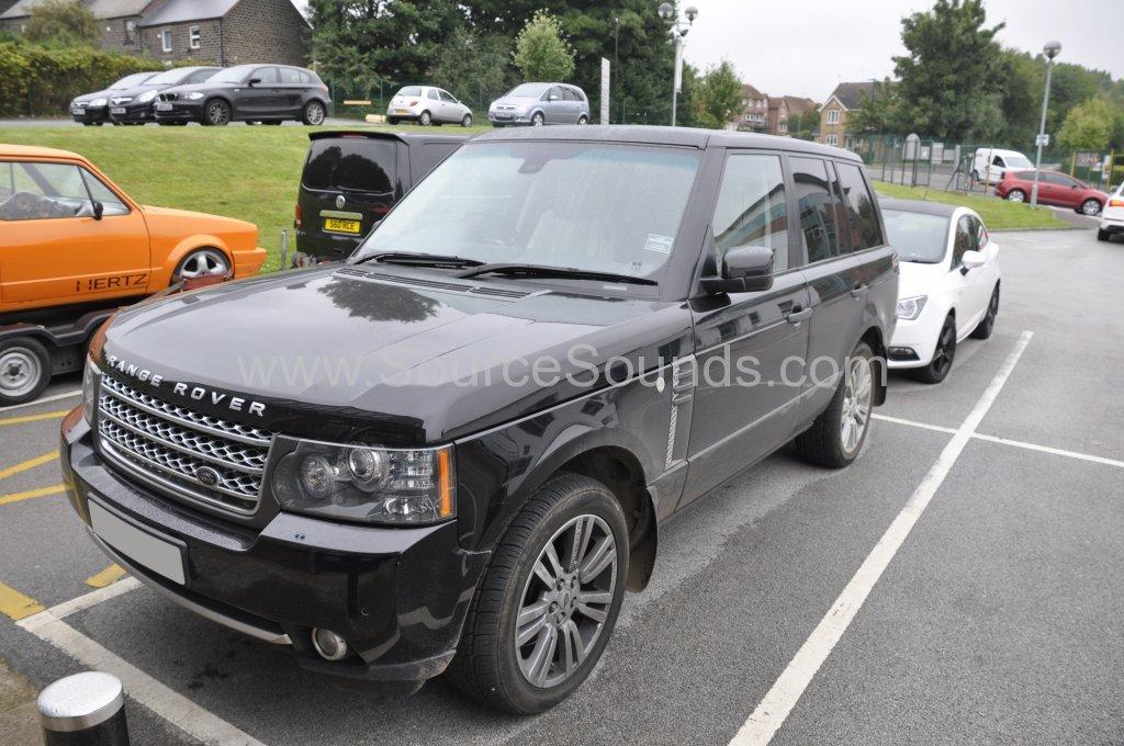Range Rover Vogue 2010 reverse camera 001