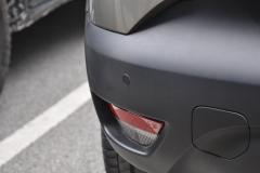 Renault Captur 2015 reverse sensors 002