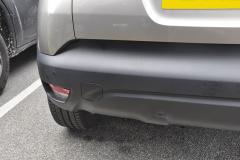 Renault Captur 2015 reverse sensors 003