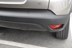 Renault Captur 2015 reverse sensors 005