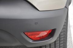 Renault Captur 2015 reverse sensors 006