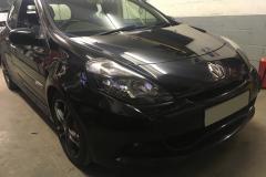 Renault Clio RS 2009 reverse cam upgrade 001