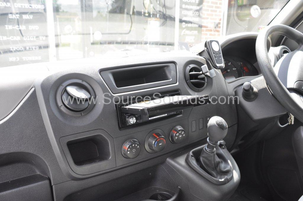 Renault Master 2014 navigation upgrade 003