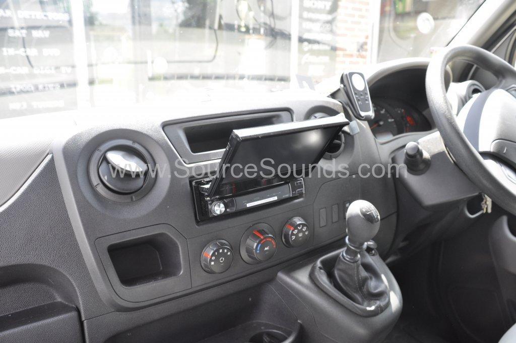 Renault Master 2014 navigation upgrade 004