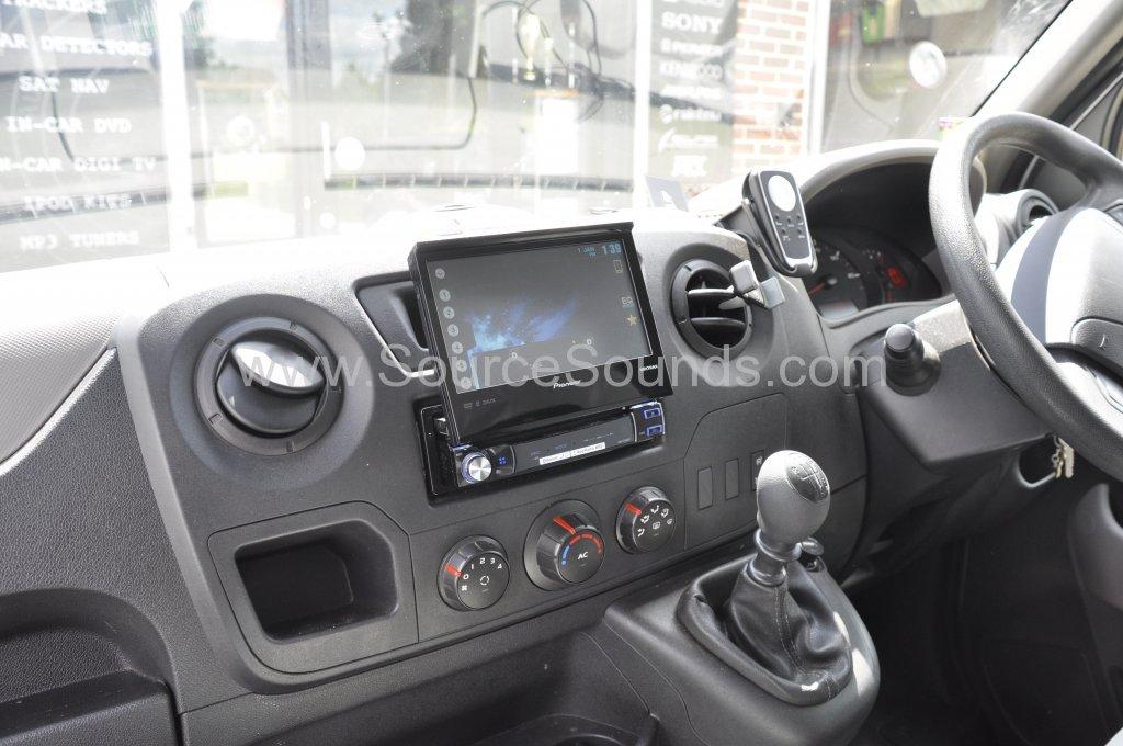 Renault Master 2014 navigation upgrade 006