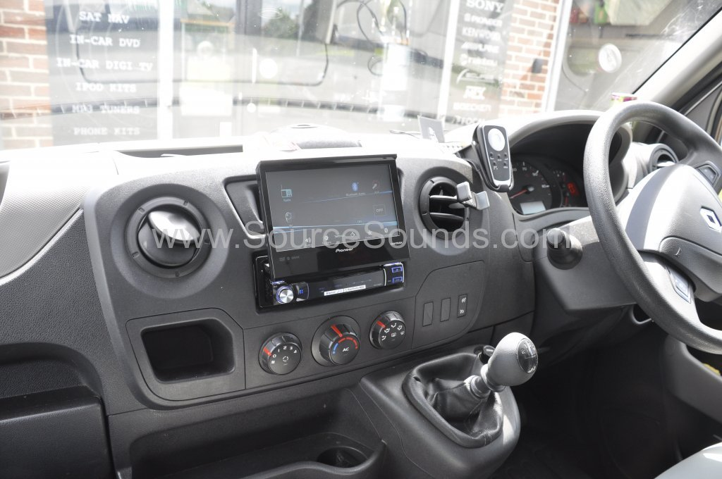 Renault Master 2014 navigation upgrade 008