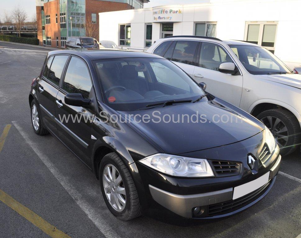 Renault Megane 2007 ck3100 upgrade 001