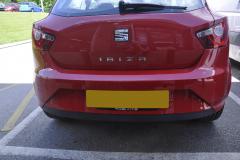 Seat ibiza 2015 rear parking sensors 002