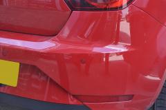 Seat ibiza 2015 rear parking sensors 003