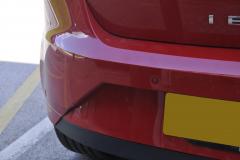 Seat ibiza 2015 rear parking sensors 005