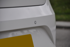 Seat Leon 2014 rear painted sensors 006