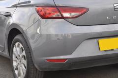 Seat Leon reverse sensors 003