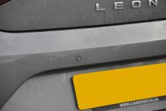 Seat Leon reverse sensors 004