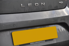 Seat Leon reverse sensors 005
