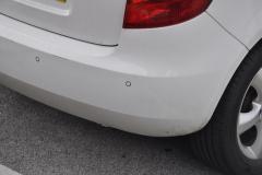 Skoda Fabia 2011 rear parking sensors 003