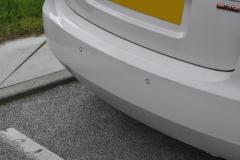 Skoda Fabia 2011 rear parking sensors 004