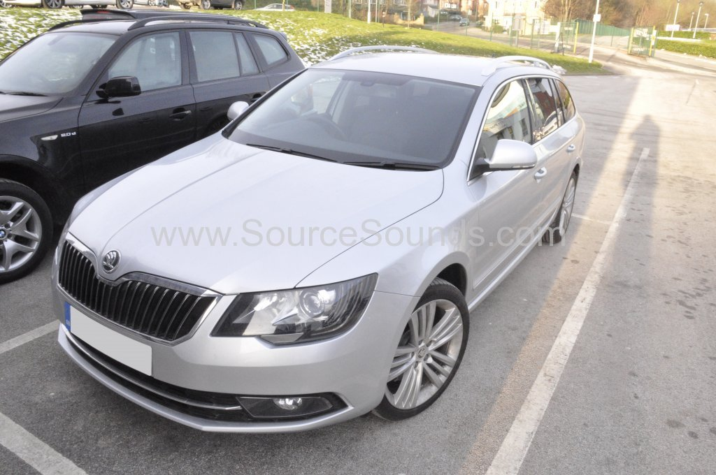 Skoda Octavia 2014 speed camera upgrade 001