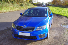Skoda Octavia VRS 2013 audio upgrade 001