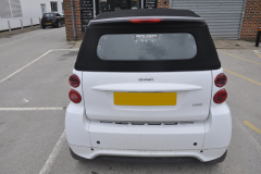 Smart ForTwo 2013 stereo upgrade 002