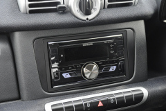 Smart ForTwo 2013 stereo upgrade 004