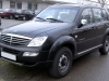 Ssangyong Rexton 2008 screen upgrade 001