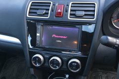Subaru Forester 2016 navigation and oem camera 006