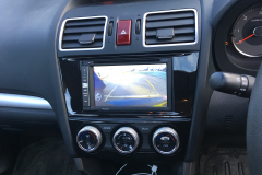 Subaru Forester 2016 navigation and oem camera 007