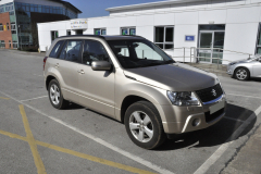 Suzuki Grand Vitara 2011 DAB upgrade 001