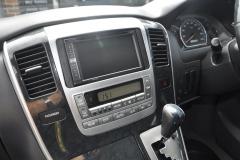 Toyota Alphard 2004 navi upgrade 003
