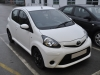 Toyota Aygo 2012 heated seat upgrade 001
