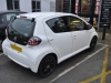 Toyota Aygo 2012 heated seat upgrade 002